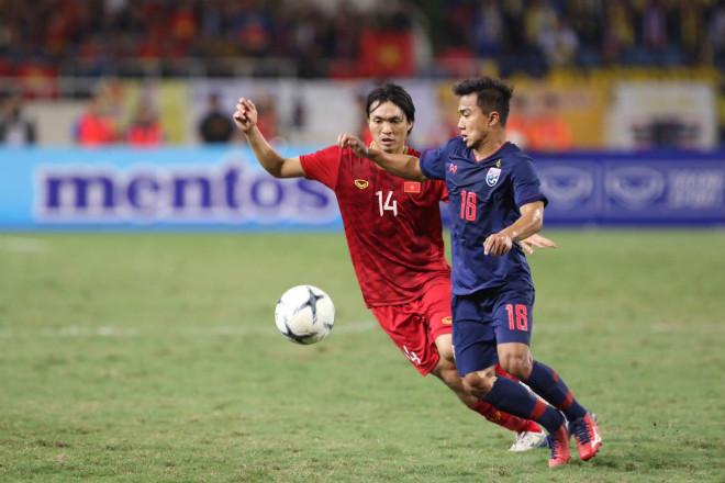 ĐT Việt Nam đua top 90 bảng xếp hạng FIFA: Hòa Thái Lan đứng thứ mấy? - 1