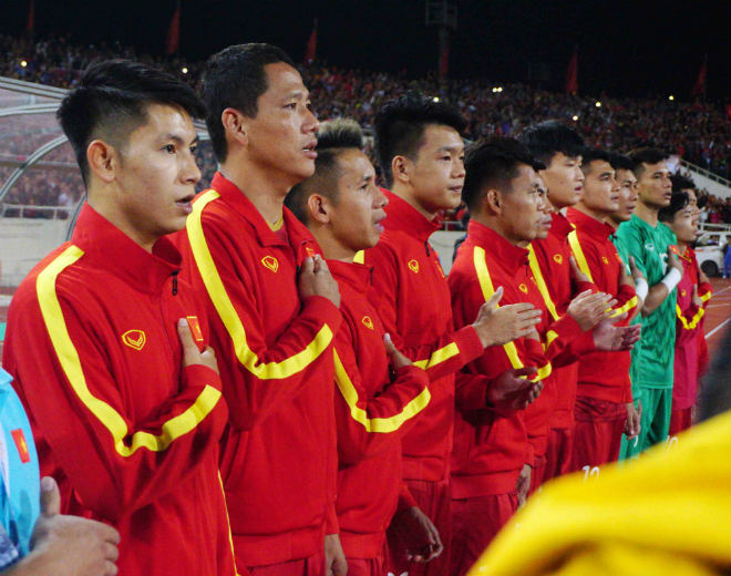 Việt Nam hòa Thái Lan: Thầy Park tri ân đặc biệt với Anh Đức - 1