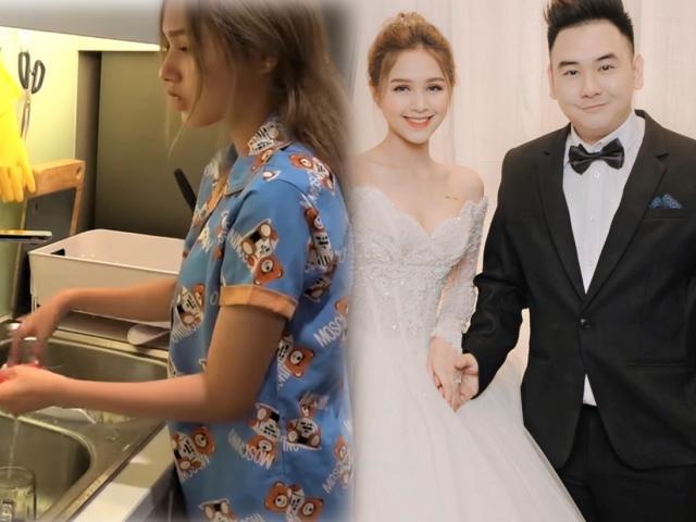 """Hot girl 10X sau khi về làm dâu nhà """"streamer giàu nhất Việt Nam"""" giờ ra sao?"""