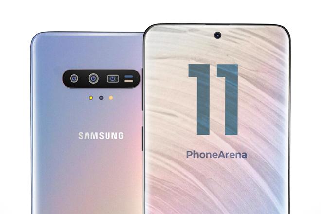 Hé lộ dung lượng pin đáng kinh ngạc của Galaxy S11 - 1