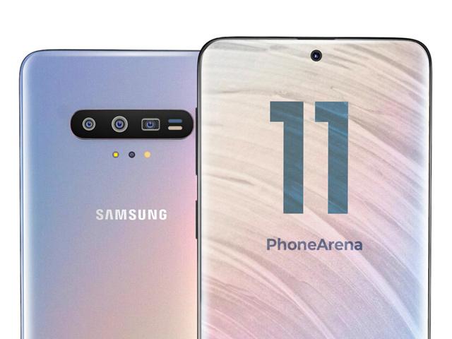 Hé lộ dung lượng pin đáng kinh ngạc của Galaxy S11