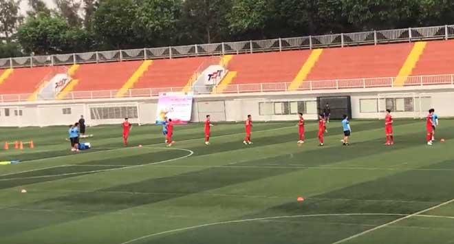 Kế của HLV Park Hang Seo không để U22 Việt Nam lộ bài SEA Games 30 - 1