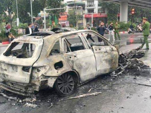 Xe Mercedes gây tai nạn trên đường Lê Văn Lương được bồi thường bảo hiểm thế nào?