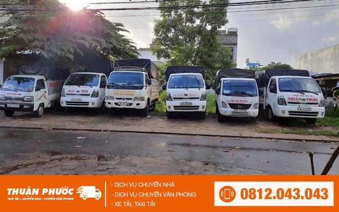 Taxi tải Thuận Phước - dịch vụ chuyển nhà, văn phòng giá rẻ tại Đà Nẵng - 1