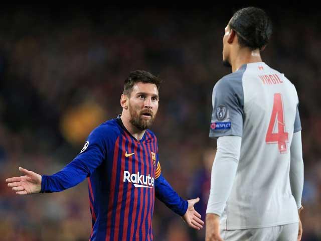 Tiết lộ gây sốc Quả Bóng Vàng 2019, Messi lại qua mặt Ronaldo - Van Dijk? - 1