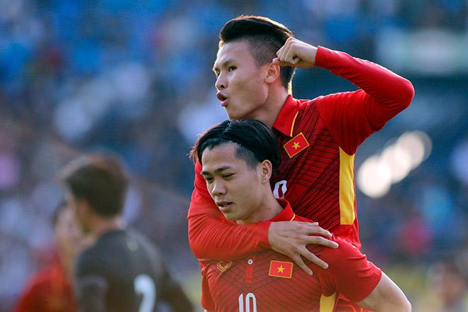 Bí ẩn số 10 Công Phượng từng mặc khi U22 Việt Nam chốt số áo dự SEA Games 30 - 1