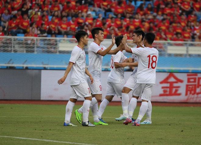 U22 Việt Nam mơ HCV SEA Games: Thầy Park ấp ủ chơi tấn công - 1