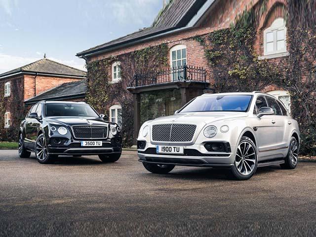 Siêu SUV Bentley Bentayga sẽ có thêm tùy chọn hàng ghế thứ 3 với 07 chỗ ngồi