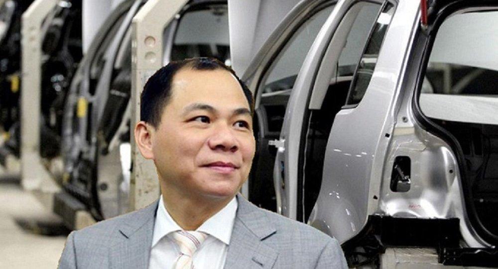"""Đại gia tuần qua: Vingroup của tỷ phú Phạm Nhật Vượng """"chống lưng"""" cho các khoản vay của VinFast - 1"""
