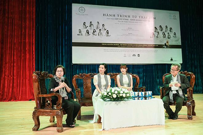 Ca sĩ Minh Hằng: Trân trọng người kiến tạo Hành trình ý nghĩa lớn - 1