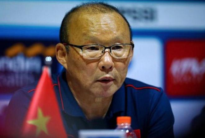 HLV Park Hang Seo họp báo trước trận đấu với Brunei - 1