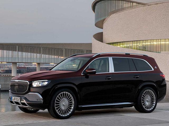 Mercedes-Maybach GLS gia nhập phân khúc SUV siêu sang