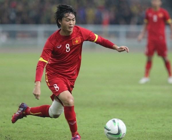 Tiền vệ Tuấn Anh tuyển Việt Nam ưa mặc lãng tử như sao Hàn Quốc - 1