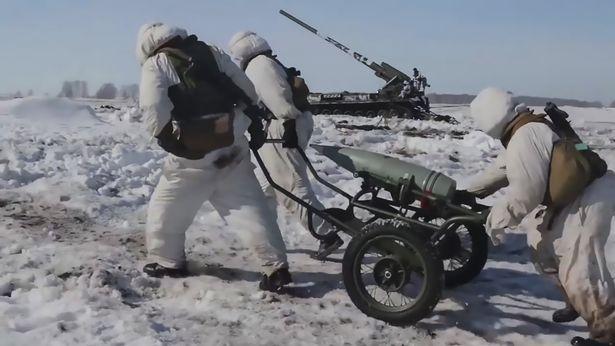 Video: Cận cảnh vũ khí hạt nhân đáng gờm mới của ông Putin khai hỏa - 1