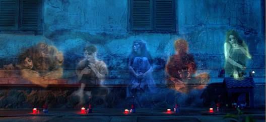 Mổ xẻ những chi tiết ẩn ý trong phim Pháp sư mù - 1