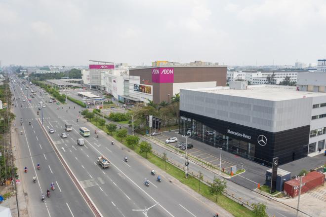 Mercedes-Benz Vietnam Star Automobile chính thức khai trương đại lý mới tại Bình Dương - 1