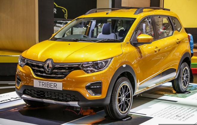 Renault Triber - tân binh phân khúc MPV giá rẻ, cạnh tranh với Mitsubishi Xpander - 1