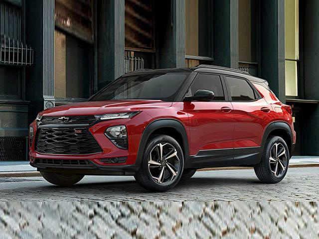 Chevrolet Trailblazer 2020 sắp bán ra tại Mỹ với giá khởi điểm từ 20.000 USD