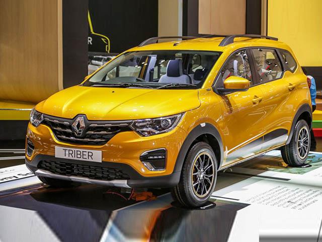 Renault Triber - tân binh phân khúc MPV giá rẻ, cạnh tranh với Mitsubishi Xpander