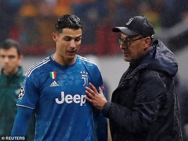 Ronaldo tái xuất xóa tin đồn mâu thuẫn HLV Juventus, chờ tỏa sáng cúp C1
