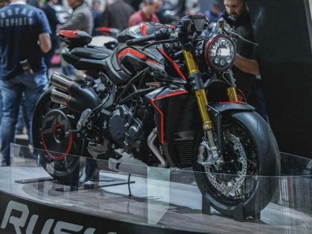 """Ngắm 2020 MV Agusta Rush 1000 đè bẹp """"quỷ đỏ"""" Ducati Streetfighter V4 S"""