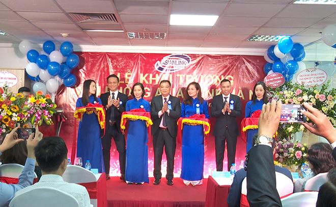 Asianlink khai trương văn phòng Hà Nội và công bố các đối tác chiến lược - 1