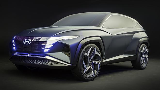 Chiêm ngưỡng Hyundai Tucson thế hệ mới mang ngôn ngữ thiết kế tương lai - 6