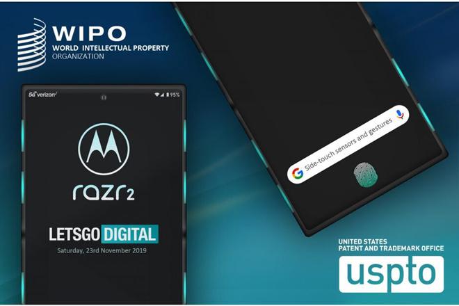Motorola đã chuẩn bị sản xuất Razr 2 với loạt công nghệ ấn tượng - 1