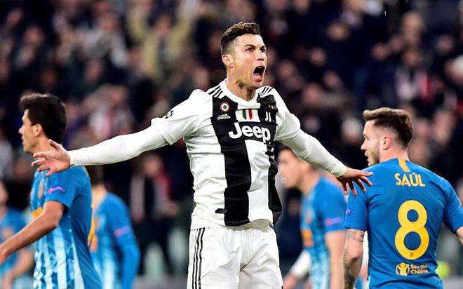 Nhận định bóng đá Juventus - Atletico Madrid: Định đoạt ngôi đầu, dấu hỏi Ronaldo - 1