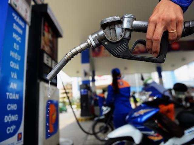 Giá xăng dầu tăng một mạch không quay đầu
