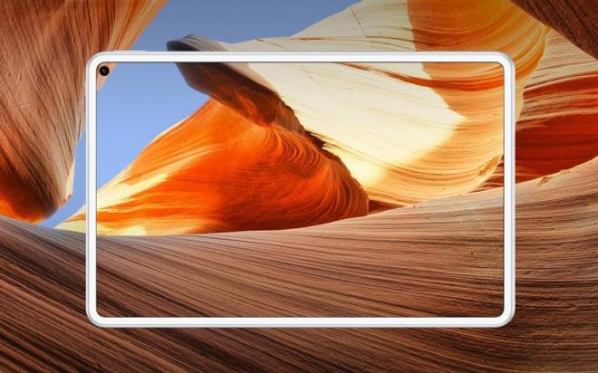 """Huawei ra mắt máy tính bảng MatePad Pro với camera """"lỗ khuyên"""" ấn tượng - 1"""