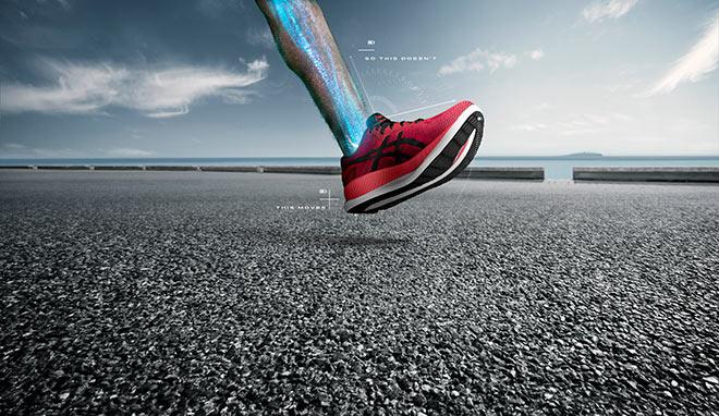 ASICS Glideride – Công nghệ tiết kiệm năng lượng hơn cho người chạy bộ - 1