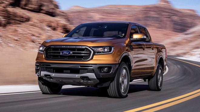 Ford Ranger đời 2019 bị triệu hồi 79.000 xe do lỗi đèn hậu - 1