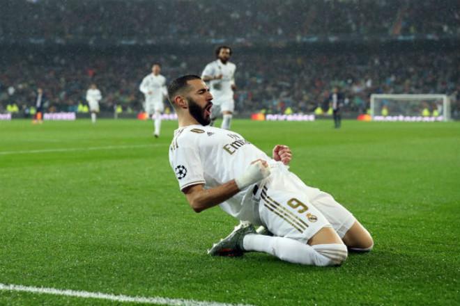 """Kết quả bóng đá cúp C1, Real Madrid - PSG: Ngược dòng không tưởng và màn """"bẻ còi"""" sốc - 1"""