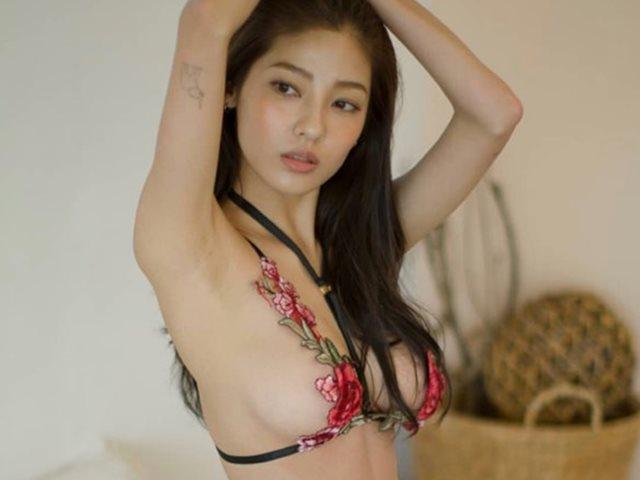 Muốn biết thế gian có bao kiểu nội y hãy ngắm vận động viên Hàn phải bỏ xứ vì quá sexy