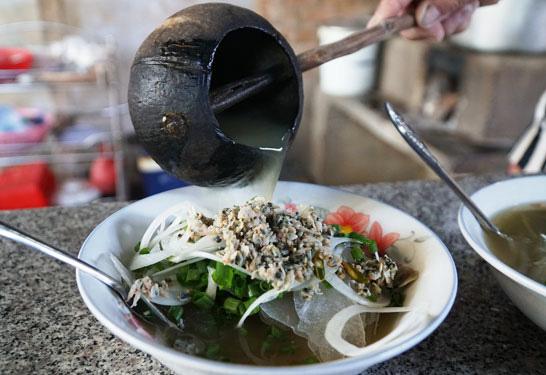 Đậm đà món don Quảng Ngãi - 1