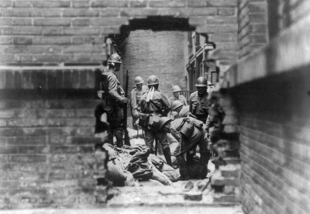 """Trận Trung Quốc dốc toàn lực đánh Nhật khiến """"máu chảy thành sông"""", 30 vạn người mất mạng - 1"""