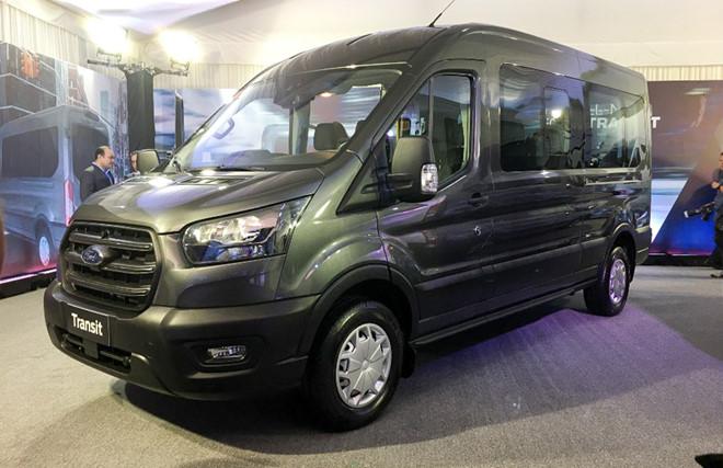 Ford Transit 2020 ra mắt Đông Nam Á, giá bán từ 1,05 tỷ đồng - 1