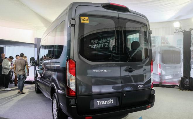 Ford Transit 2020 ra mắt Đông Nam Á, giá bán từ 1,05 tỷ đồng - 2