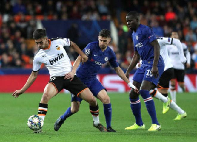 Cúp C1, Valencia - Chelsea: Người hùng 11m & màn rượt đuổi 4 bàn siêu hấp dẫn - 1