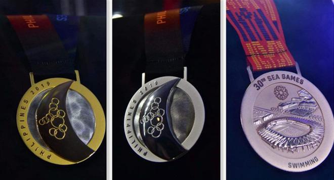 """""""Ngả mũ"""" chủ nhà SEA Games: Dùng kim loại đắt gấp 6 lần Vàng làm huy chương - 1"""