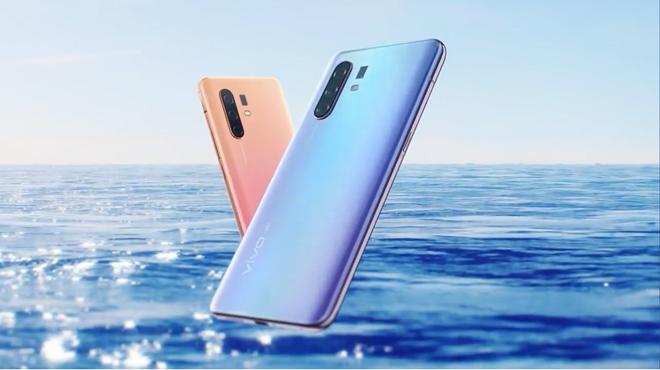 Xác nhận ngoại hình của Vivo X30: Chất không kém Galaxy S10 - 1