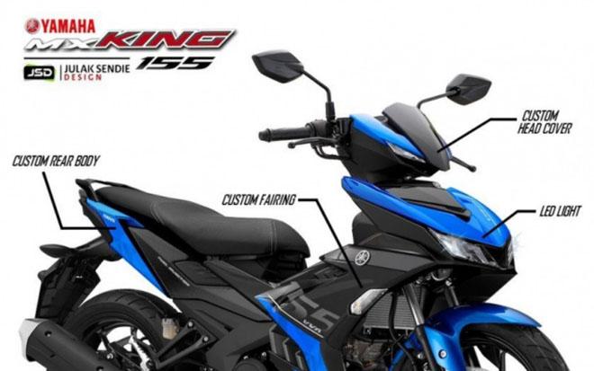 Yamaha Exciter 155 lộ diện nhiều tính năng hoàn toàn mới, fan phấn khích hết sức - 1