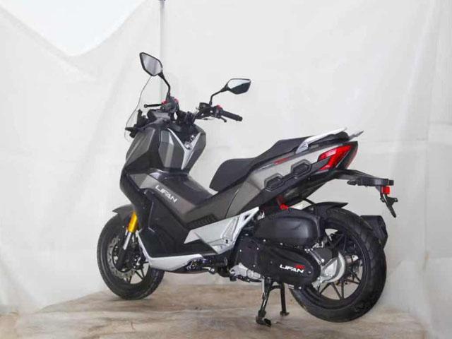 Xe tay ga Lifan LF150-T mới sắp ra mắt, có ABS, giá lại rẻ