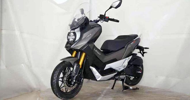 Xe tay ga Lifan LF150-T mới sắp ra mắt, có ABS, giá lại rẻ - 1