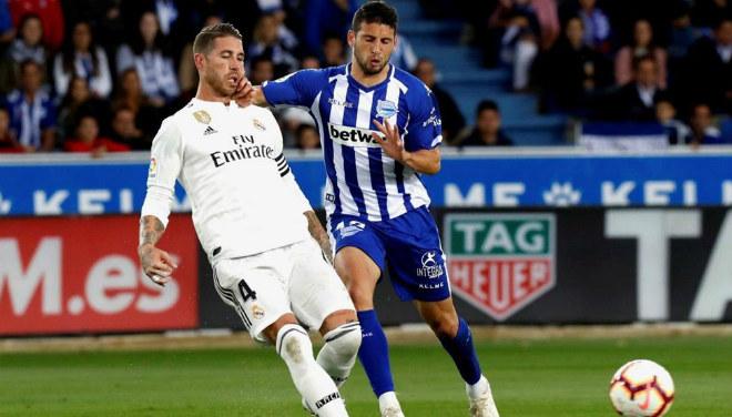 Nhận định bóng đá Alaves - Real Madrid: Thời cơ đá sớm, đánh chiếm đỉnh bảng - 1