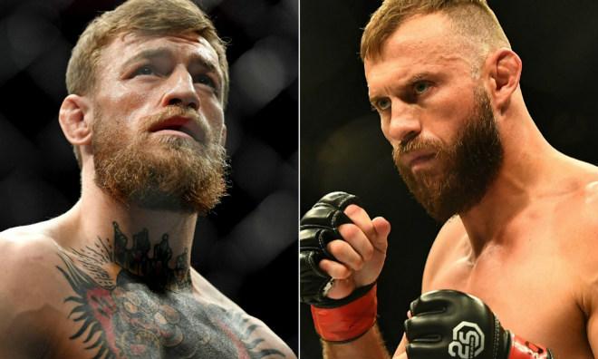 "Rung chuyển UFC: Conor McGregor tái xuất giang hồ đấu ""gã cao bồi"" Cerrone - 1"