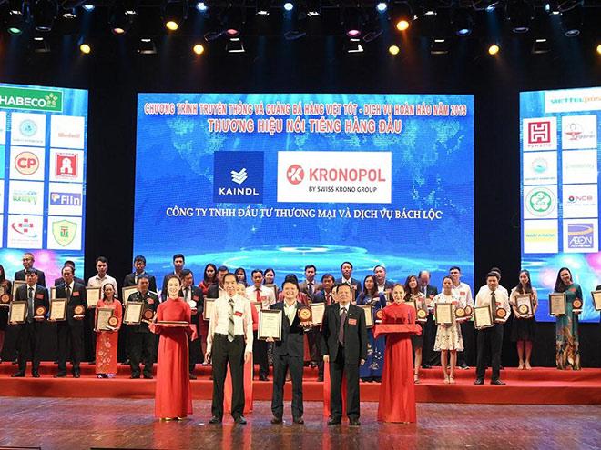 Thị trường sàn gỗ Hồ Chí Minh đón nhận 2 thương hiệu lớn: Kronopol và Kaindl - 1