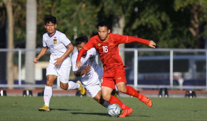 U22 Việt Nam sắp đấu Indonesia: 5 cầu thủ ra sân và hành động bất ngờ của thầy Park - 1
