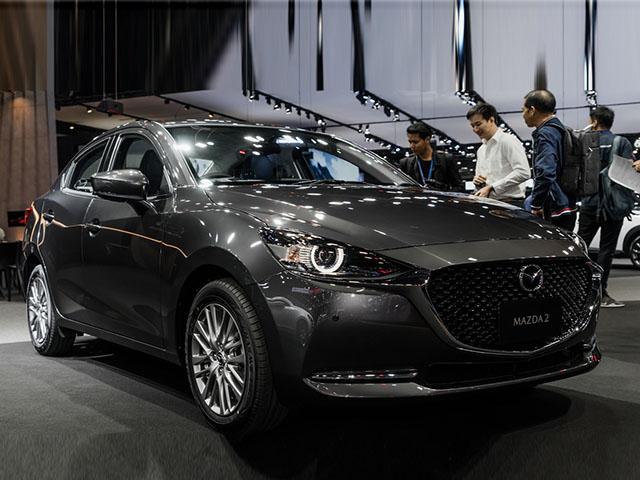 Mazda2 2020 ra mắt tại Thái Lan, giá từ 418 triệu đồng